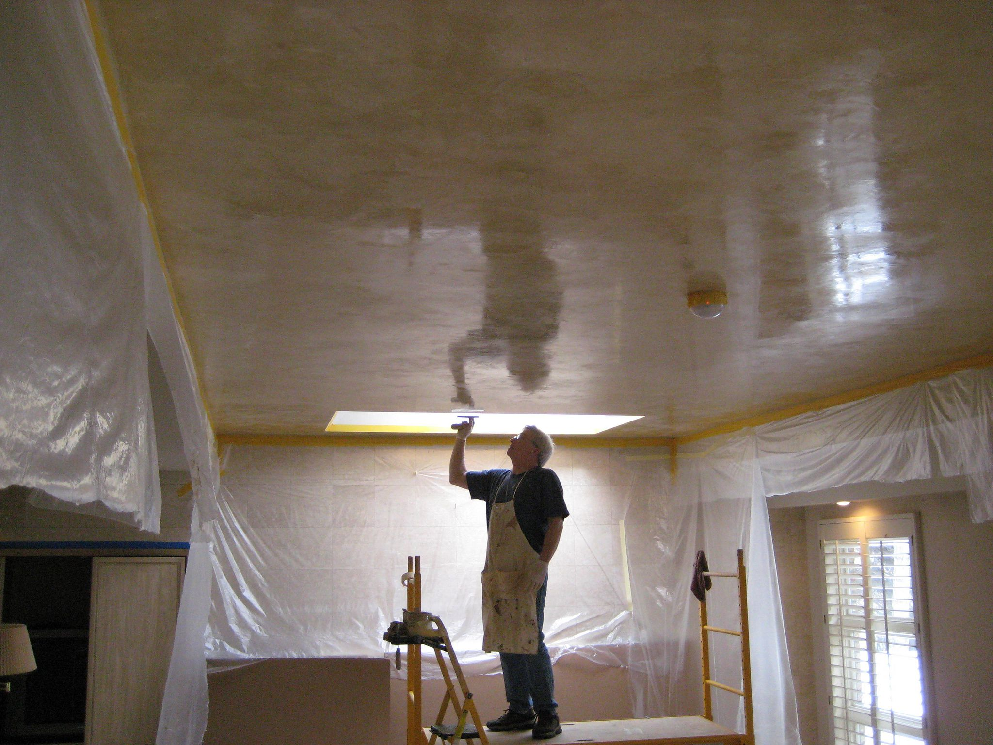 Wallpaper Sioux Falls How To Apply Venetian Plaster A Step By Step Tutorial