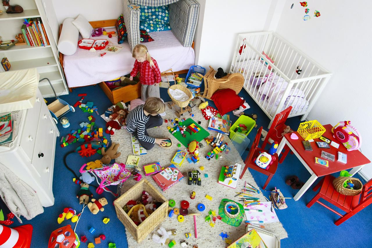 15 Minute Kid39s Room Cleanup Step By Step Guide