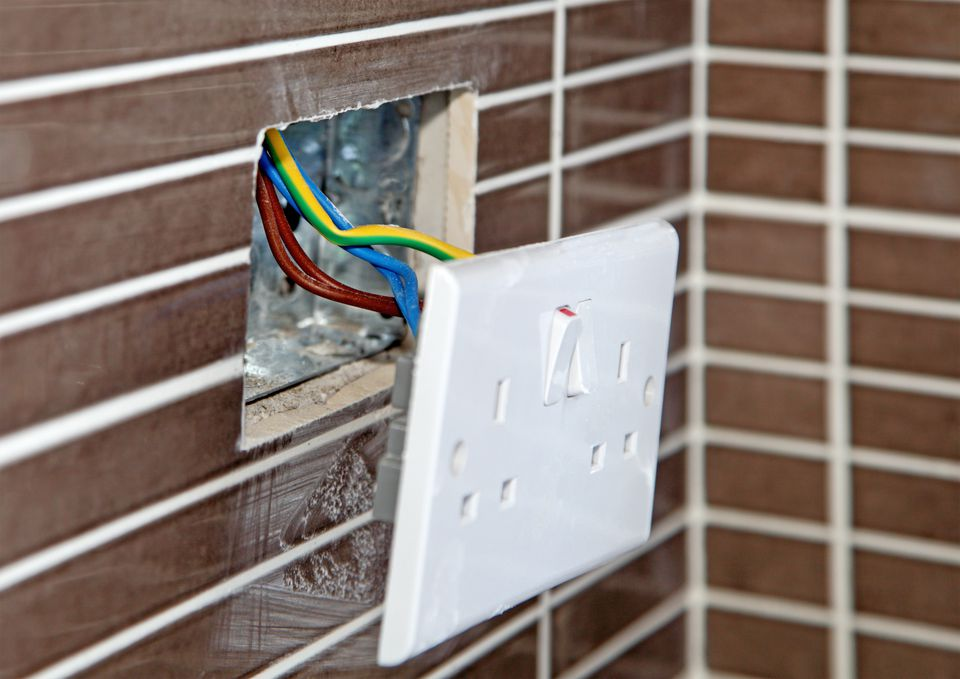 Installing An Old Work Retrofit Electrical Box