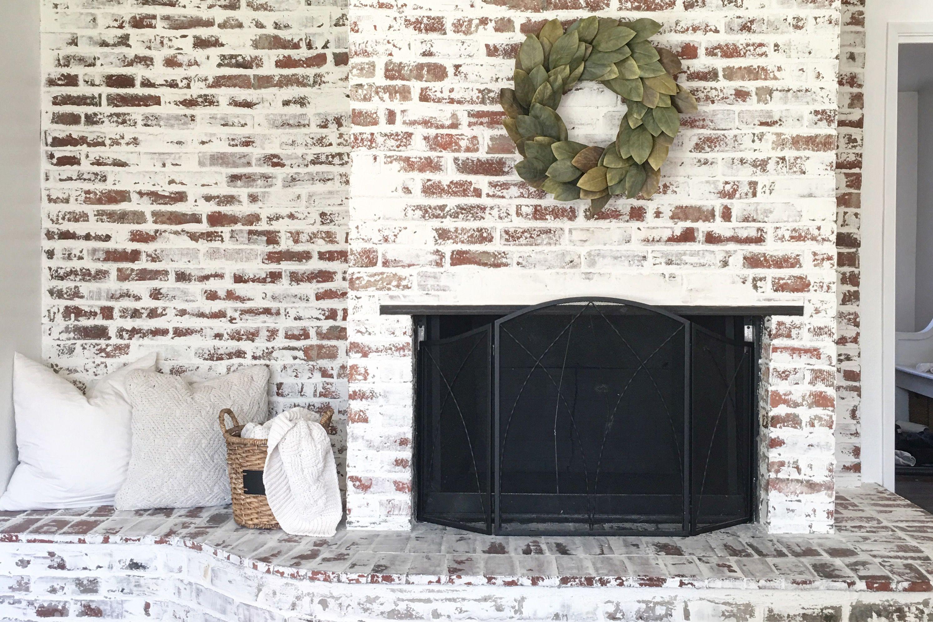 Fireplace Brick Wall Fireplace Ideas