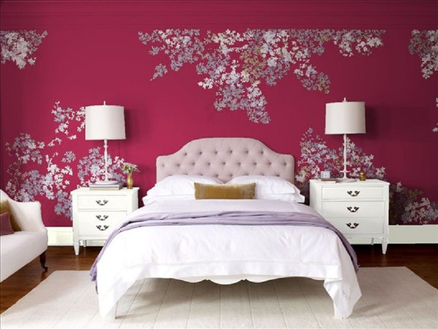 Wallpaper Country Girl 10 Great Pink And Purple Paint Colors For The Bedroom