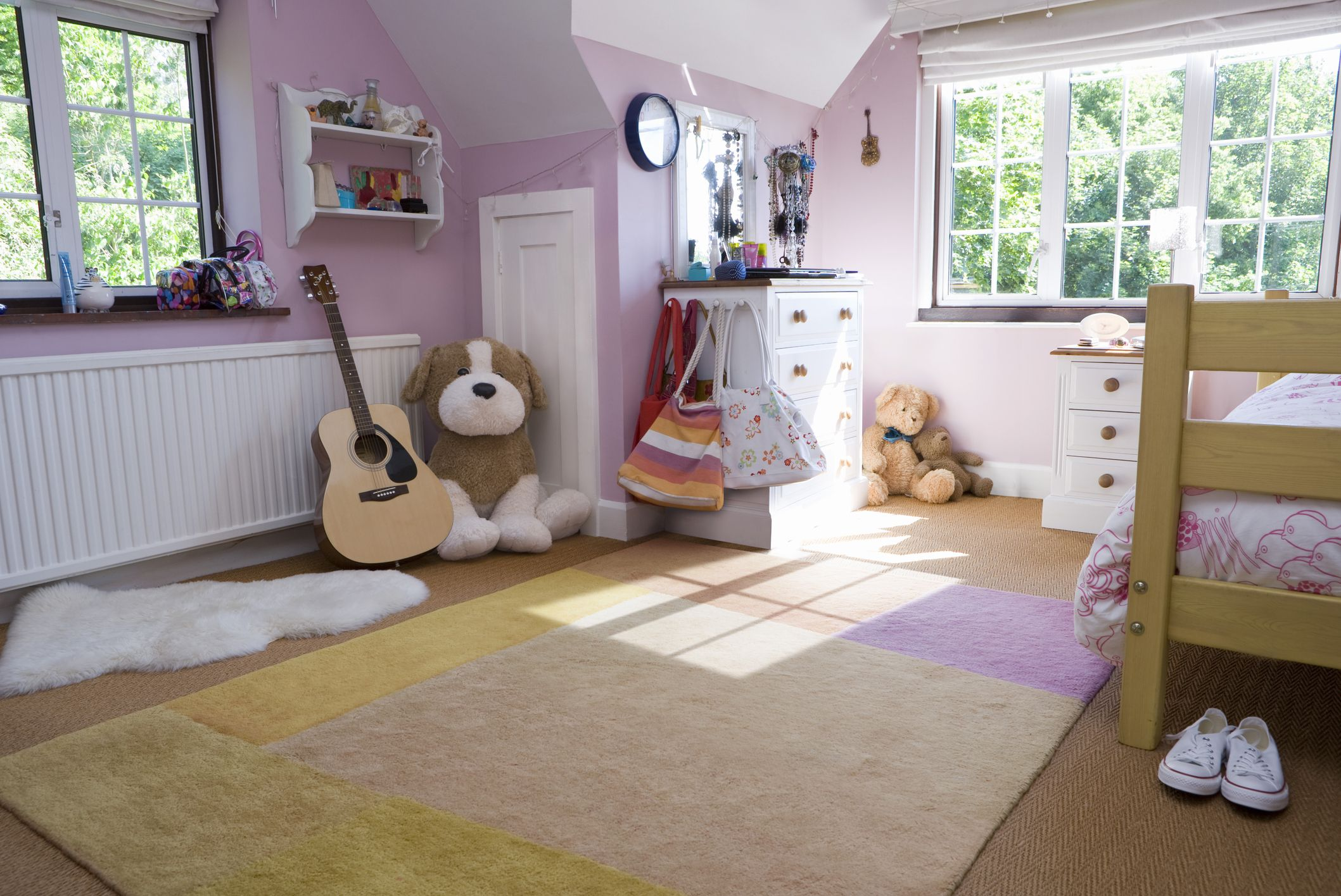 Children39s Bedroom Flooring Options And Ideas