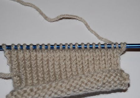 Picot Knitting Stitch Gallery Handicraft Items From