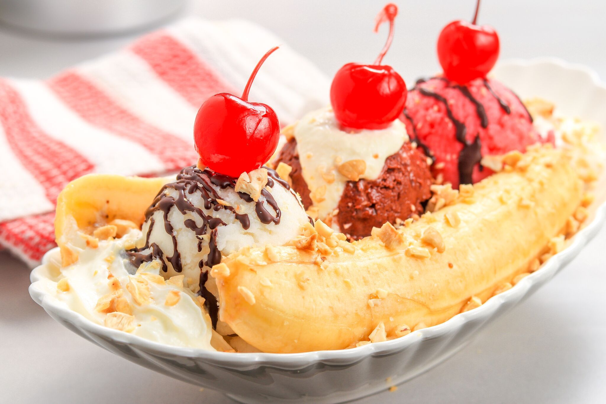 Fullsize Of Dairy Queen Banana Split