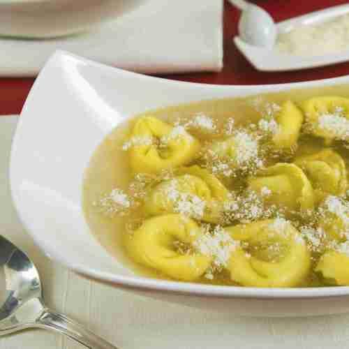 Medium Of Italian Christmas Dinner
