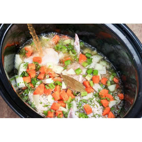 Medium Crop Of Crack Chicken Noodle Soup