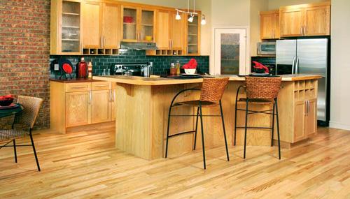 Hardwood Floor For Kitchen - Zitzat.Com