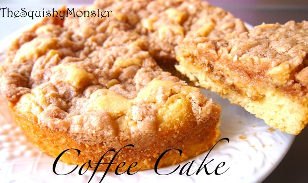 Perfect Coffee Cake Recipe