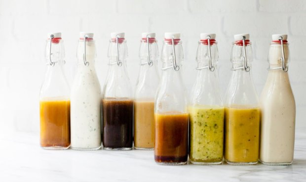 Easy Salad Dressings