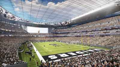EXCLUSIVE: Take a tour of the new Las Vegas NFL stadium - The Stadium Business