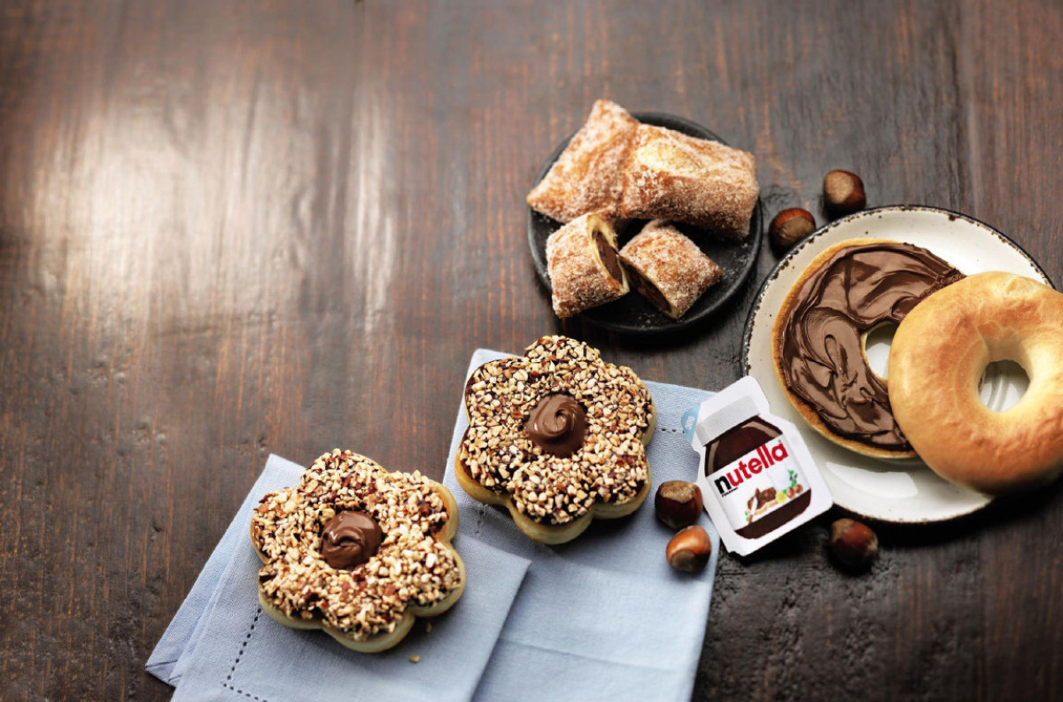 French Fall Wallpaper Tim Hortons Introduces Nutella Baked Goods Toronto Star