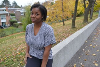 Psychologist Sonia Mills-Minster runs a program aimed at keeping black youth out of foster and group-home care.