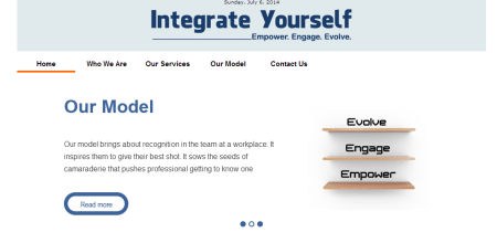 Integrate Yourself