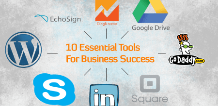 10 Essential Tools For Startups