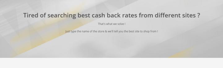 CashBackKhoj