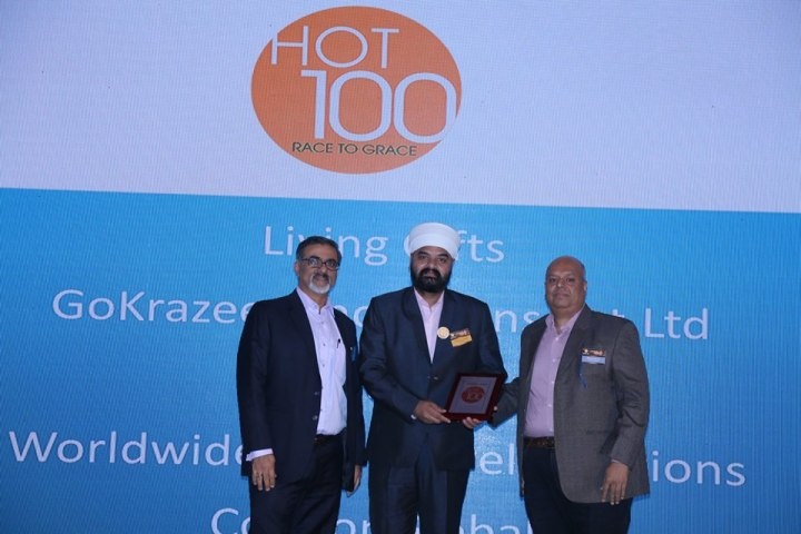 LivingGifts Hot100 Awards