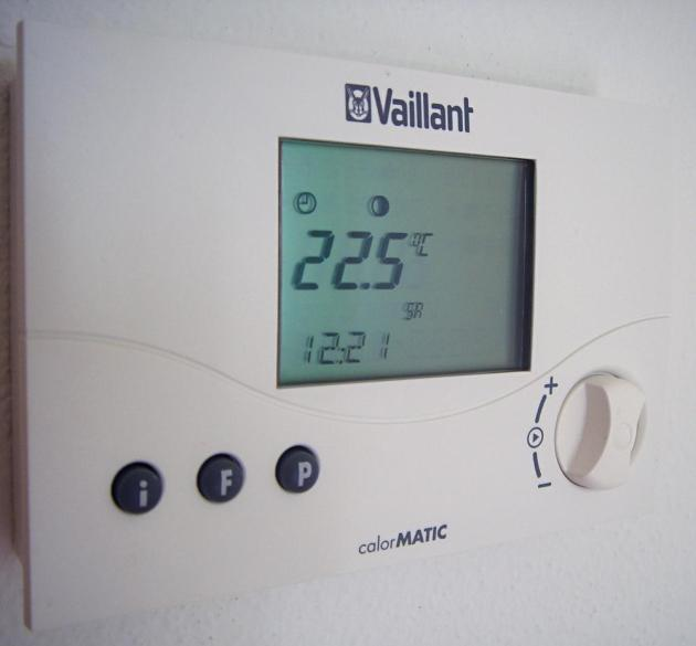 Adjustanle Thermostat