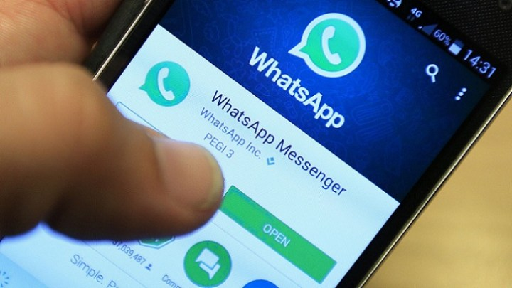 WhatsApp privacy policy change