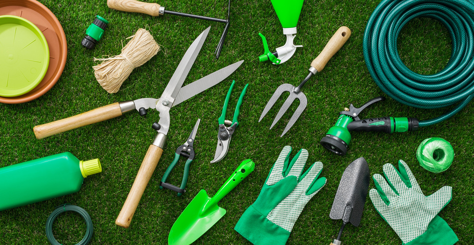 Safety Tips to Help Avoid Injury While Doing Yard Work