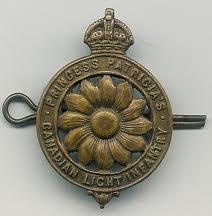 Canadian Infantry Regimental Badge