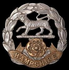 Hampshire Regimental Badge