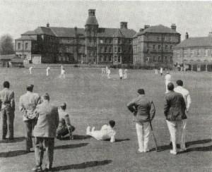 Mapperley Hospital c1918-20