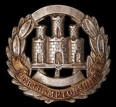 Northhamptonshire regimental Badge