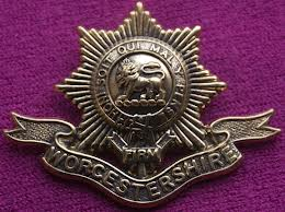 Worcestershire Regimental Badge