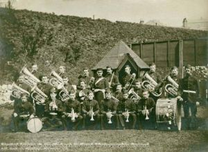 Fairfield Band c1900