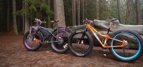 What's not to love about fatbikes?