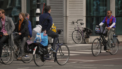 Encouraging figures for cycling rigours