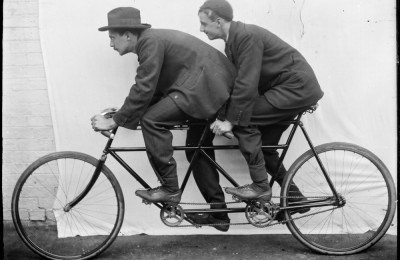 Cycling advocates: Can we agree to agree that a bike is the best place to be?