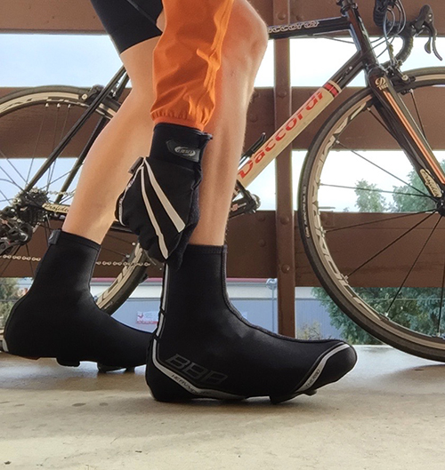 Review - BBB Heavyduty overshoes and Coldzone gloves