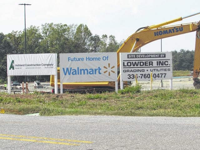 walmart king nc - Towerssconstruction