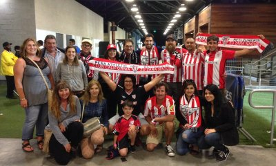 Peña Athletic Club CA Supporter's Group