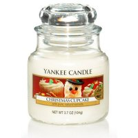 Yankee Candle - Christmas Cupcake Small Jar - TheStore91
