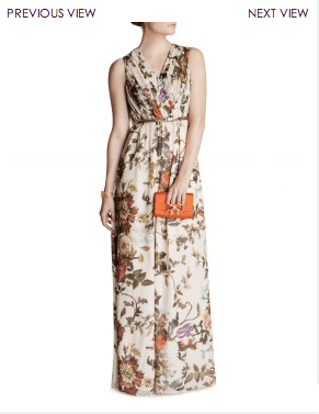 Ted Baker Cristen Dress, $425