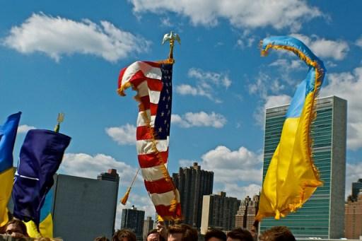 Four Freedom's Park for Ukraine