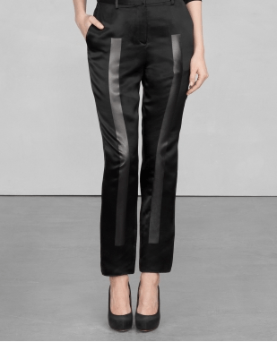& Other Stories, Cupro Trousers