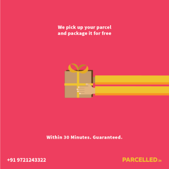 parcelled.in