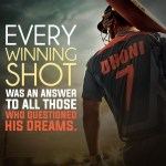 M S Dhoni Movie review