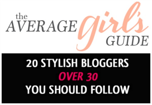 20 bloggers over 30 to follow