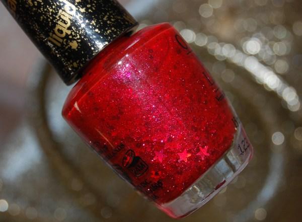 OPI liquid sand nail polish