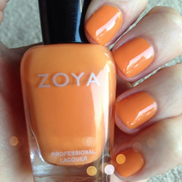 """arizona"" by zoya nail polish"