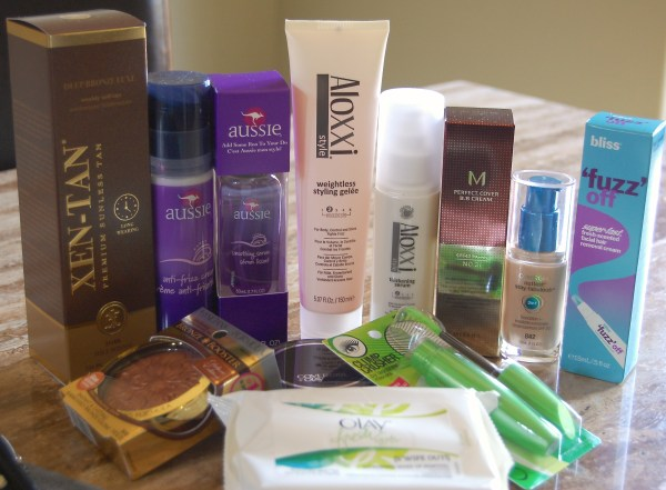 luckyfabb swag bag giveaway