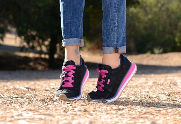 Crocs Retro Sneakers