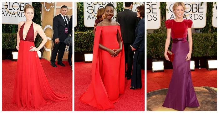 Best of Golden Globe Fashion 2014