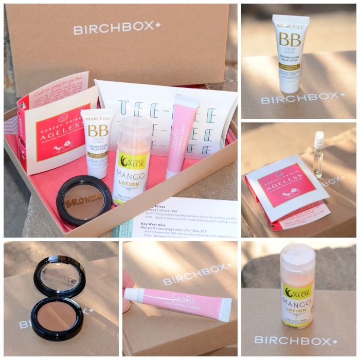 August 2014 Birchbox