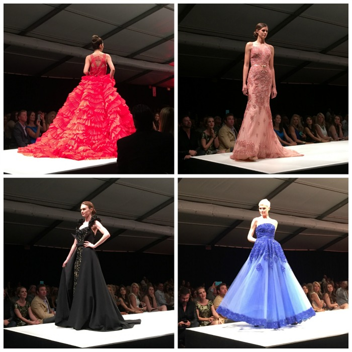 Oliver Tolentino El Paseo Fashion Week
