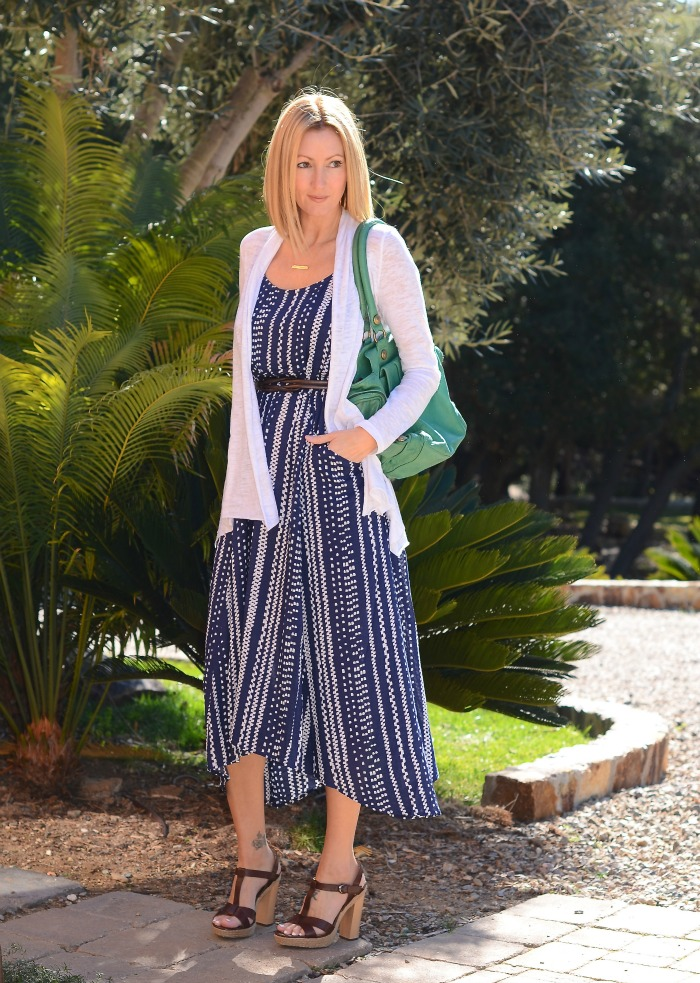 CAbi Margherita Dress
